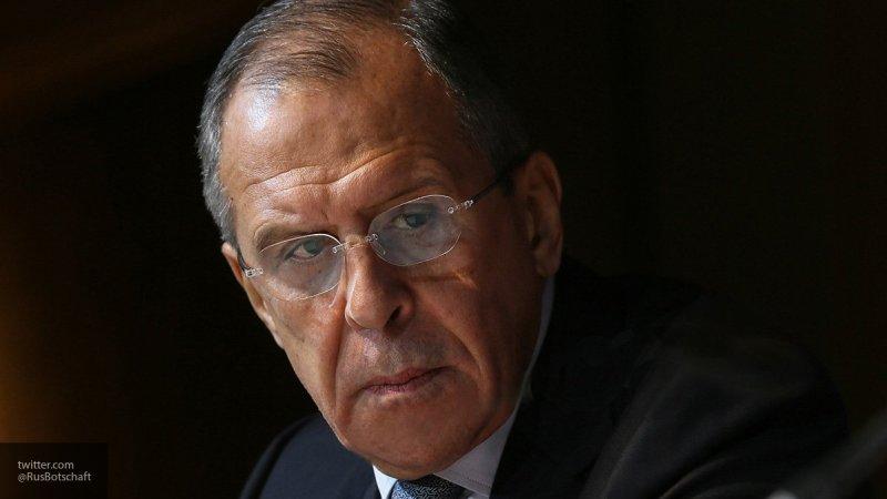 Лавров заявил о стремлении США рассорить Россию и Китай