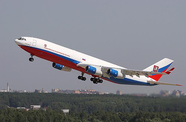 Летать, как Путин