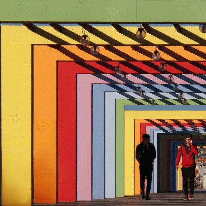 B20 невероятно ярких фотографий современного Стамбула