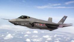 Истребитель-бомбардировщик Lockheed F-35 Lightning II (США)
