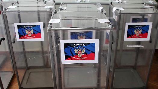 О выборах в ЛДНР