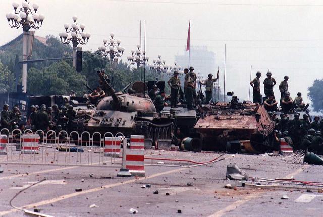 На Тяньаньмэнь Китай спасся от судьбы СССР