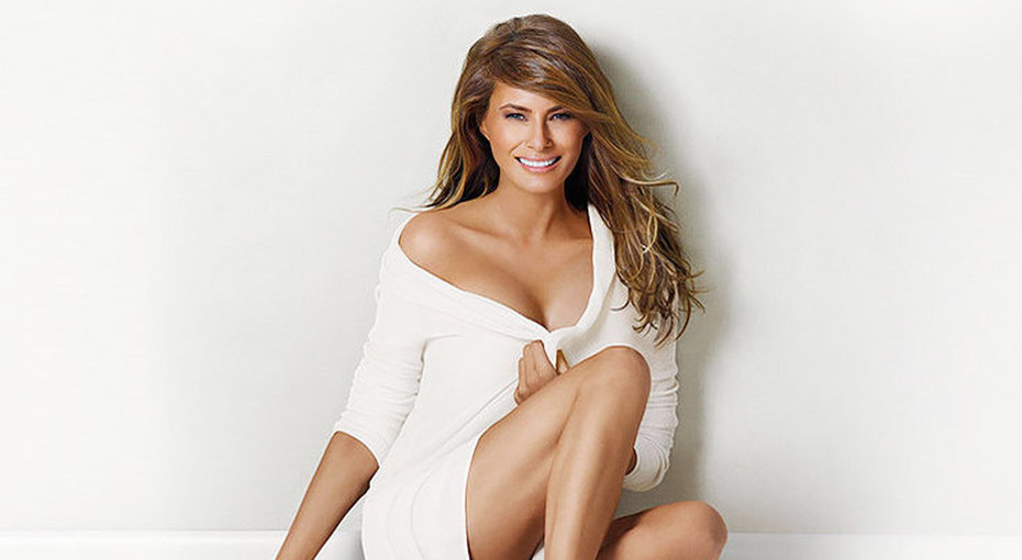 Диета первой леди: секреты похудения Мелании Трамп