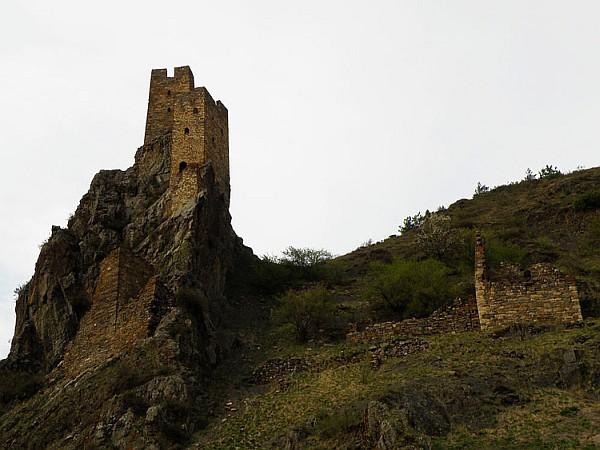 Башни «Вовнушки» Джейрахский район, республика Ингушетия история, ссср, факты