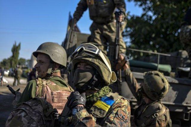 На территориях Донбасса, подконтрольных Киеву, готовятся зачистки населения