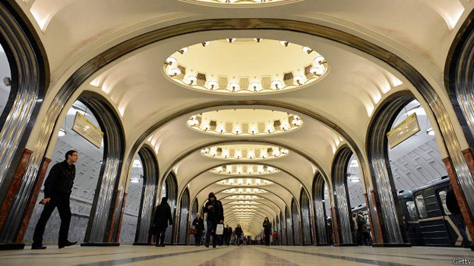 Московское метро празднует 80-й день рождения