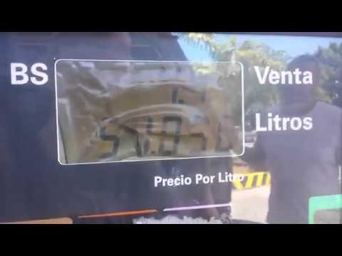 81 копейка за 84 литра 95 бензина — мечта, а в Венесуэле это реальность...