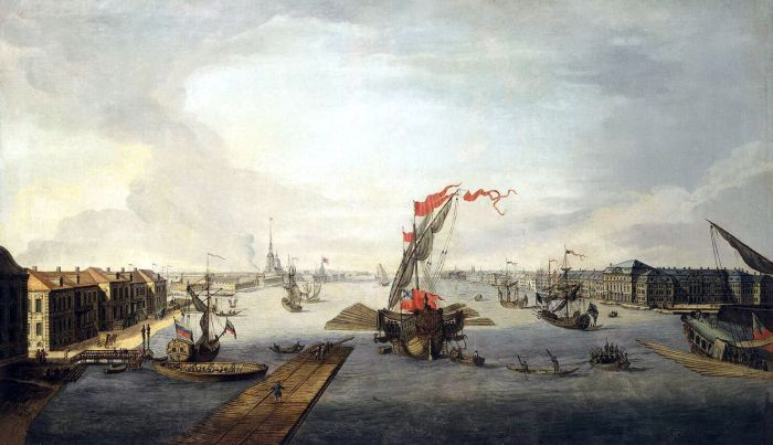Правда и мифы об архитектуре Санкт-Петербурга