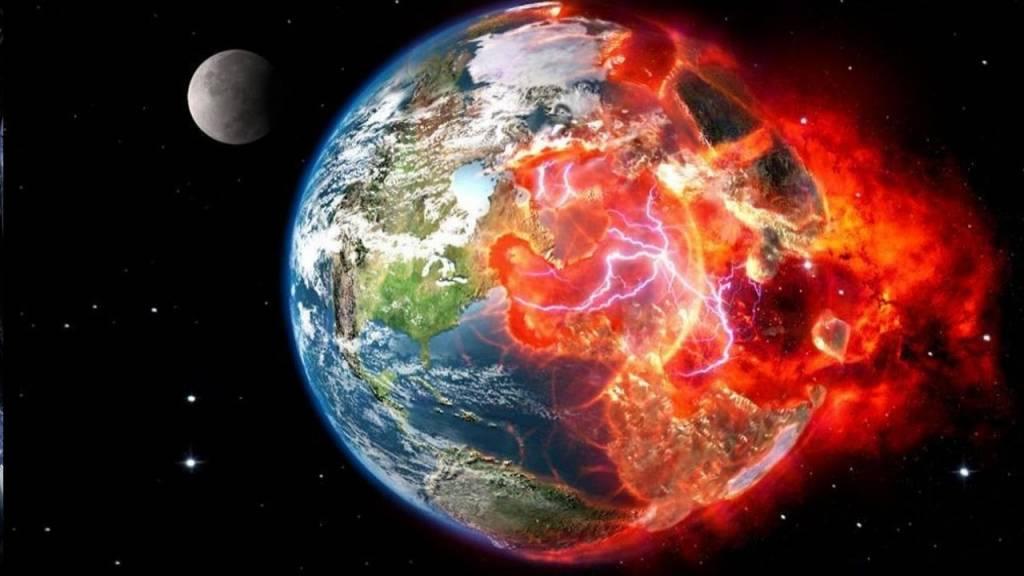 Нибиру уже уничтожила одну планету, следующая Земля?