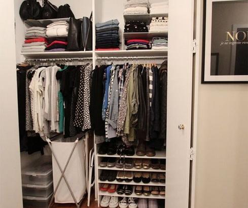 Как навести порядок в шкафу и превратить его в полноценную гардеробную?