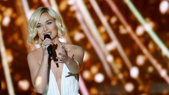 Полина Гагарина заняла второе место на «Евровидении»!