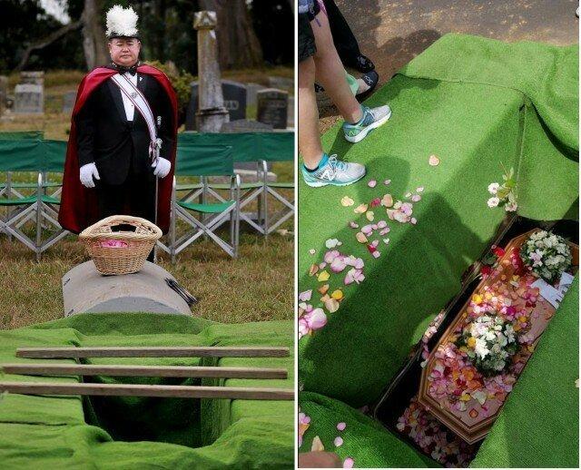 Похороны состоялись 4 июня 2016 года. девочка, доброта, интересно, история, наука