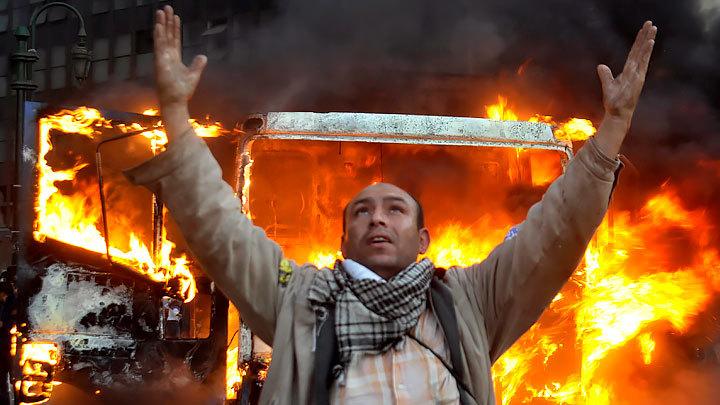 """""""Арабская весна"""" провалилась: США признали поражение геополитика"""