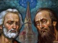 Римская Голгофа для апостолов