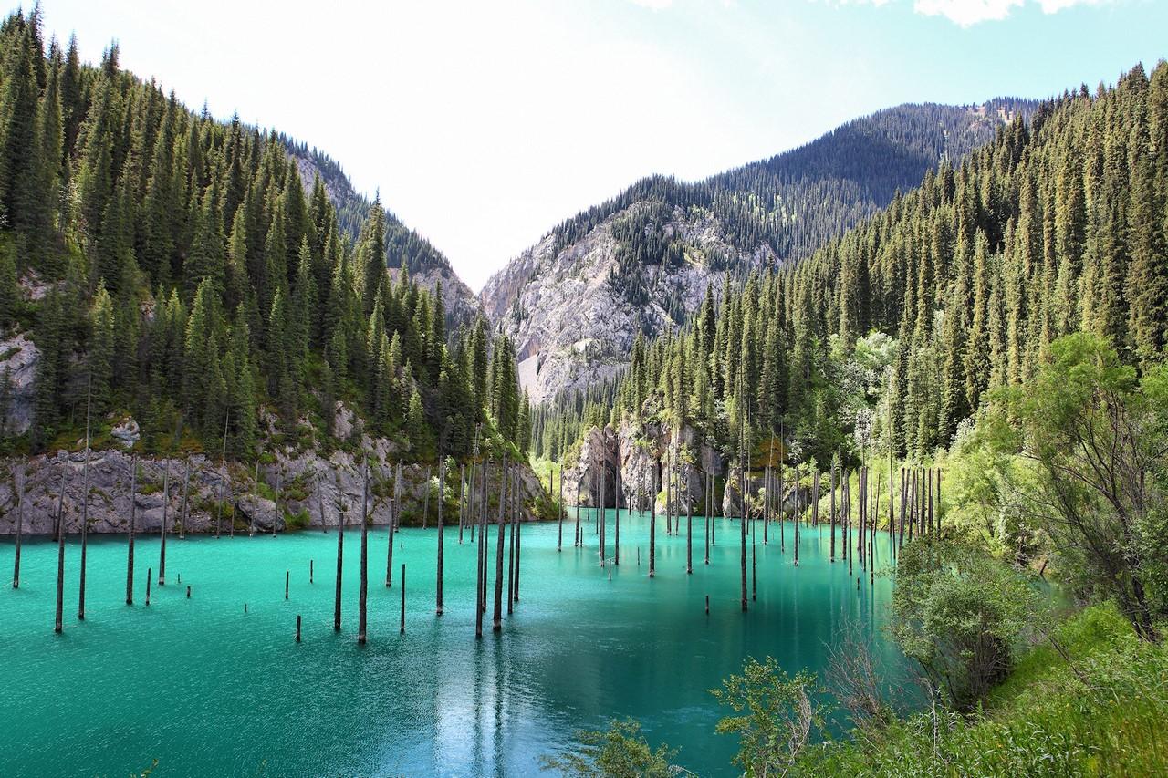 Казахстан достопримечательности куда поехать и что посмотреть