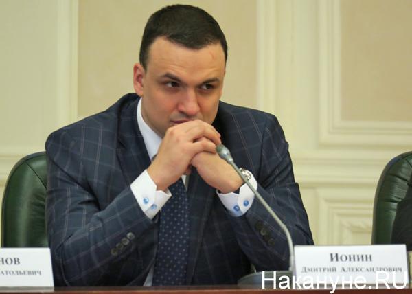 Дмитрий Ионин(2019) Фото: Накануне.RU