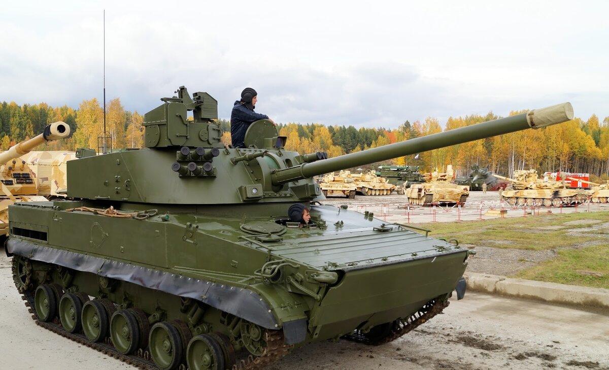 """""""Неприятный сюрприз для НАТО"""": Россия испытала новую самоходную пушку оружие"""