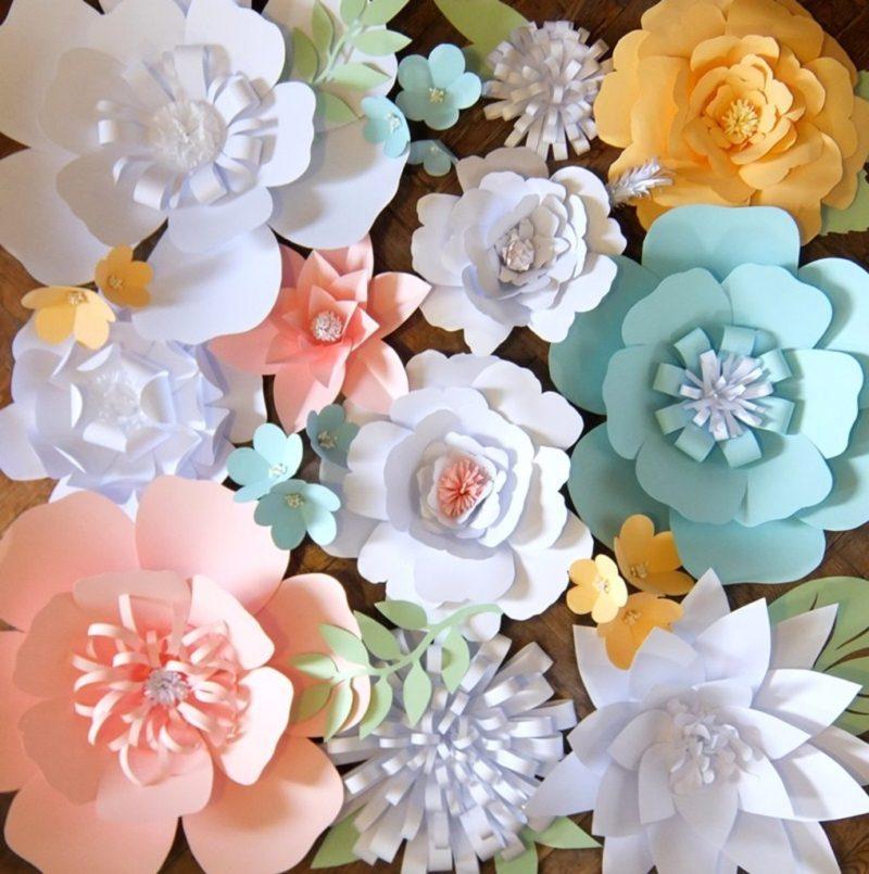 сделанные цветочки картинки выпечка