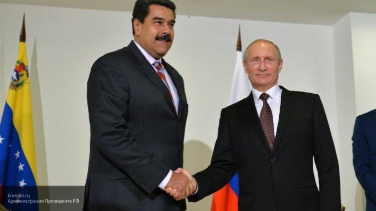 Родионов о Венесуэле: демонстративный маневр Ту-160 ускорил действия США.