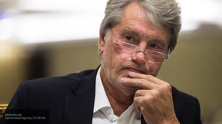 Ющенко заявил, что россияне «любят рабство»
