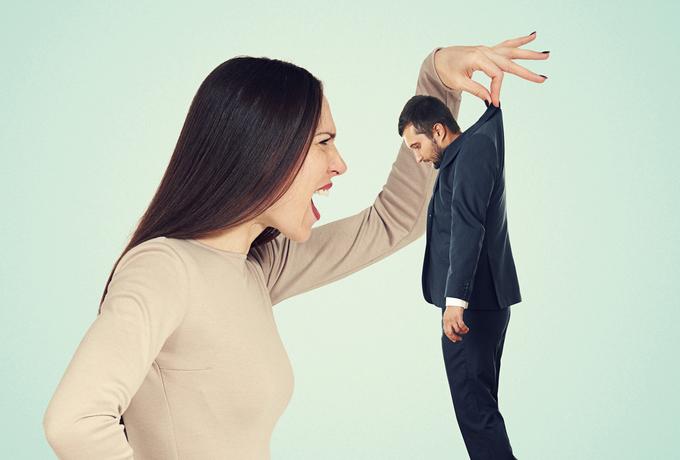 Как можно уважать мужчину если он зарабатывает меньше женщины?
