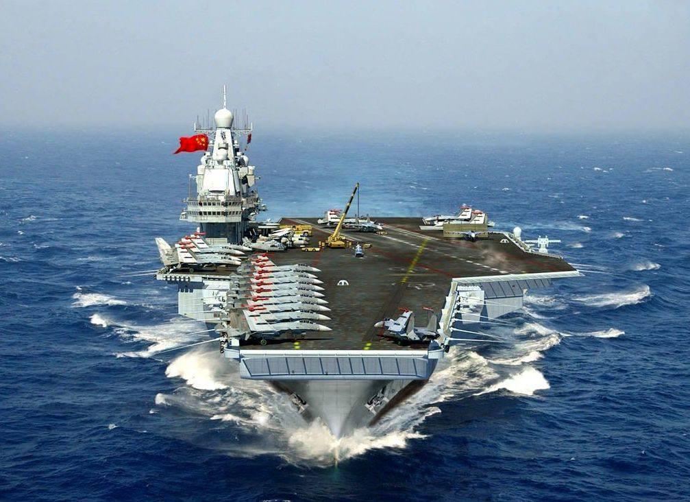 «Китай должен быть готов атаковать военные корабли США»