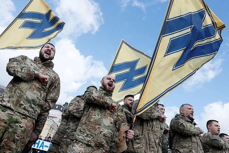 Заключение союза с Гитлером на Украине хотят объявить праздником нацизм,национализм,Украина