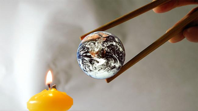 Изменение климата и его последствия для человечества