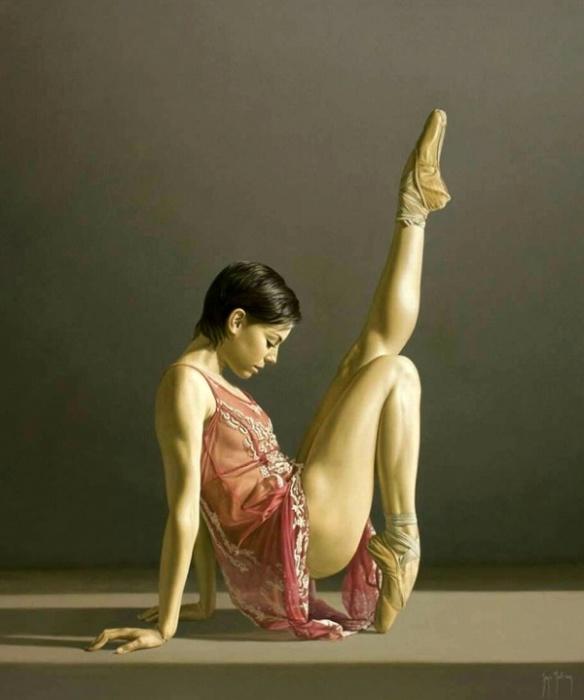 Балерина. Автор: Sergio Martinez Cifuentes.