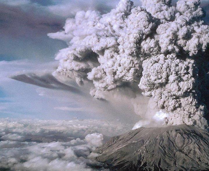 Предсмертные снимки вулканологов
