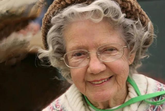 Нашей семье повезло, что мы встретили эту замечательную женщину...
