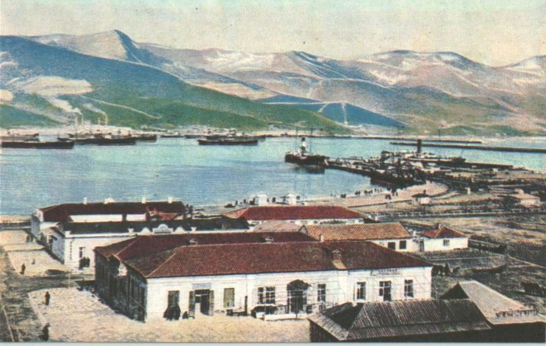 История новороссийска в открытках