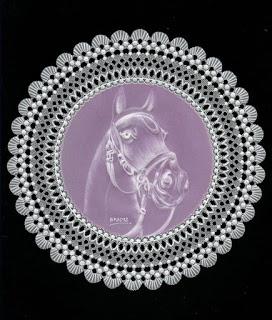 Парчмент крафт или пергамано. Потрясающая техника создания кружев.