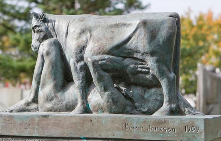 Скульптуры, которые взорвут ваш мозг