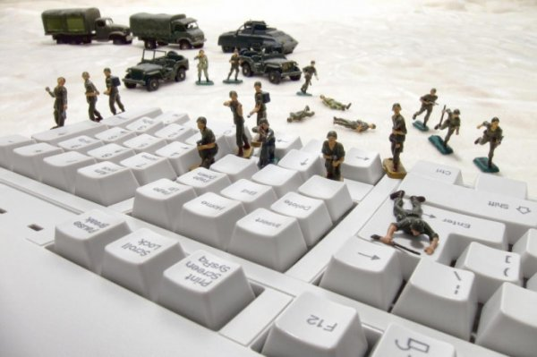 Хроника подготовки к войне с Россией