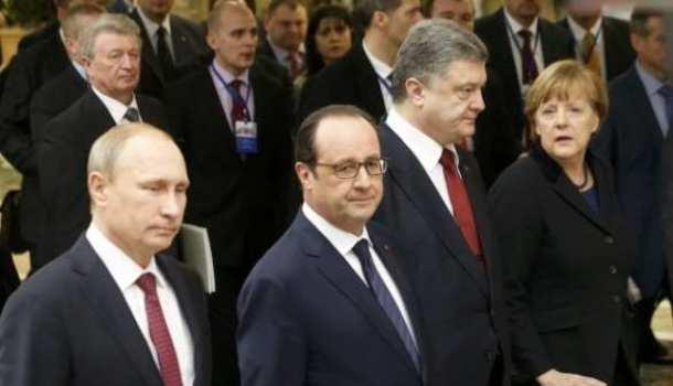Киев поставил под сомнение легитимность минских соглашений