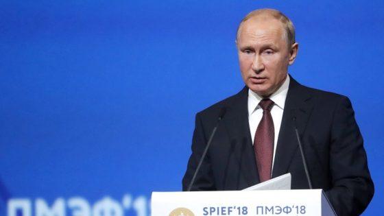 Путин: Россия сделает всё, чтобы в мире не было новых угроз