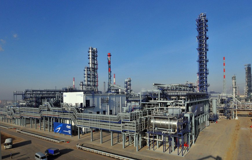 Аналитик рассказал о бесконечных запасах газа в России.