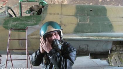 Как сражается авиабаза в Деер-эз-Зоор через три года осады: МиГ-21 в строю