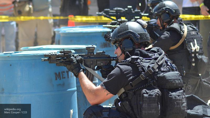 Расстрел людей устроили в Мэриленде, США