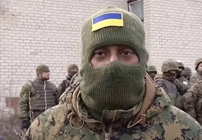 Американский инструктор убит в Северодонецке