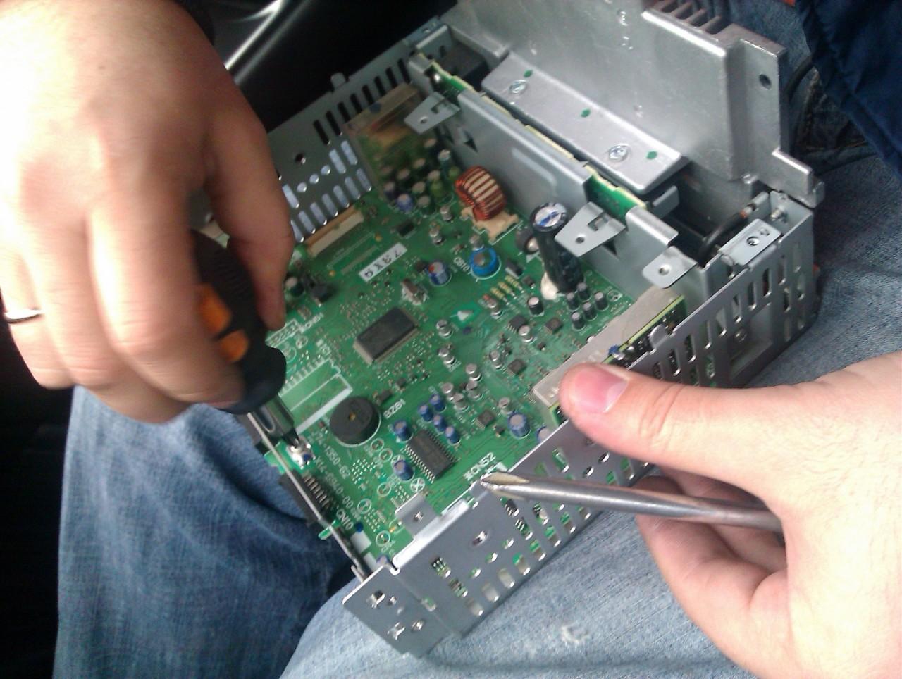 Инструкция по изготовлению USB-адаптера для штатных ...