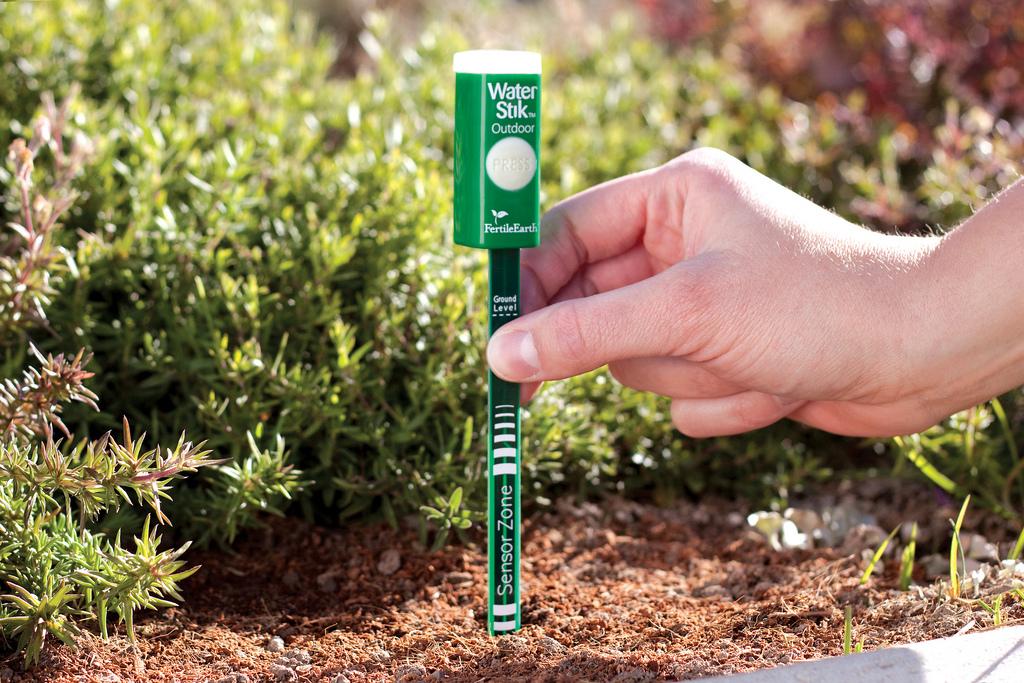 система LiteStik & WaterStik для автоматизации выращивания