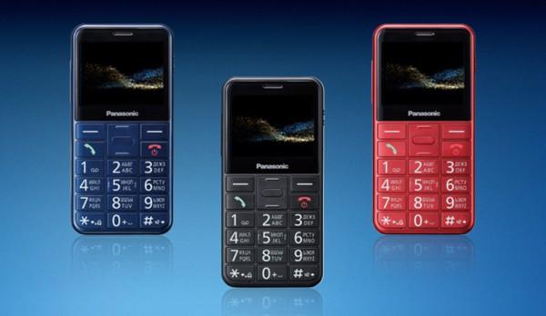 В России впервые за много лет будут продавать мобильники Panasonic. Пока очень дешевые