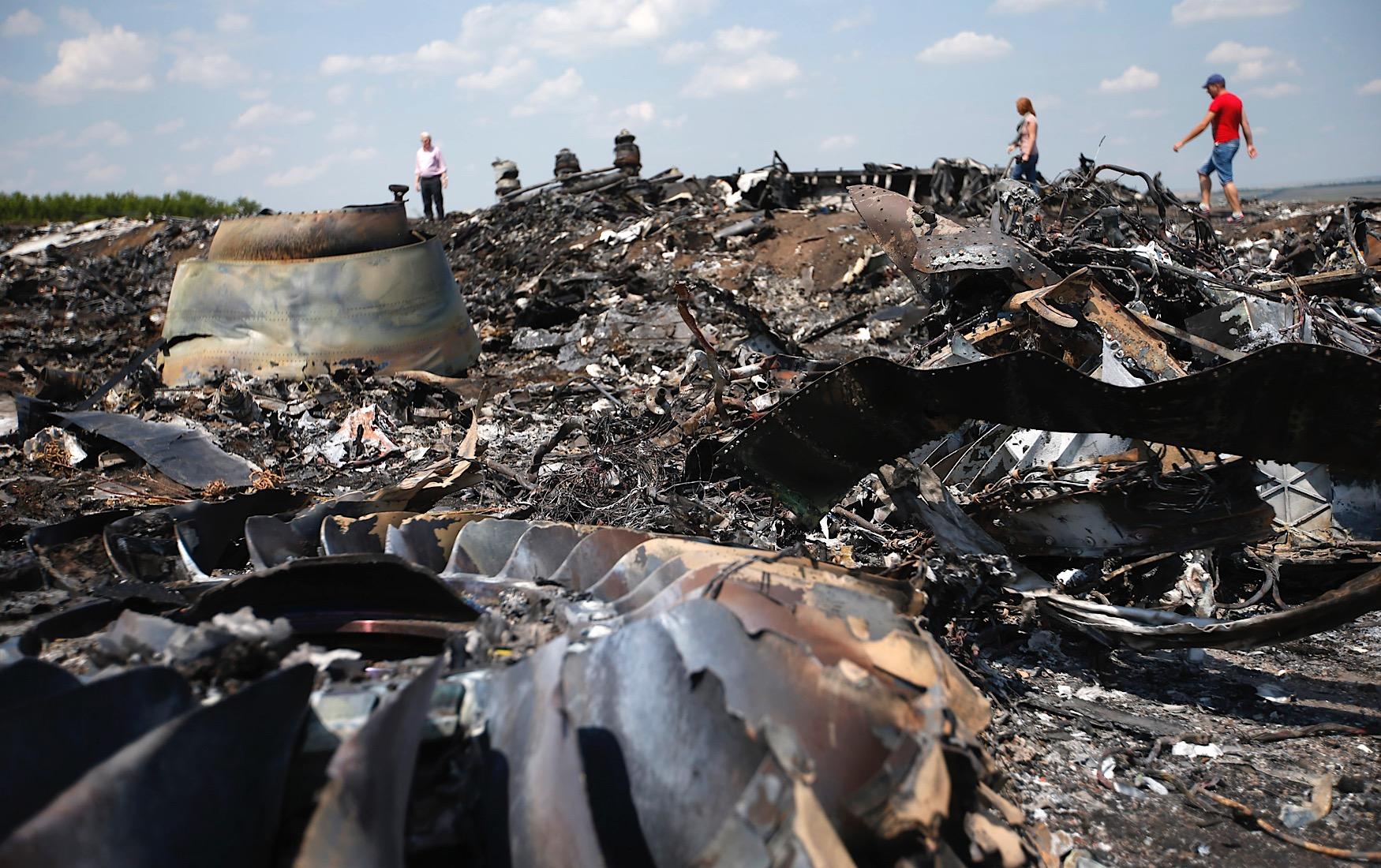 Йозеф Реш: Имена виновных в катастрофе MH17 известны и будут обнародованы