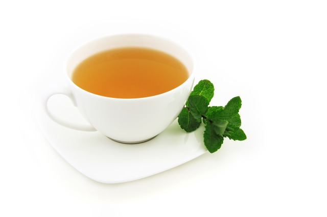 Зеленый чай. Польза