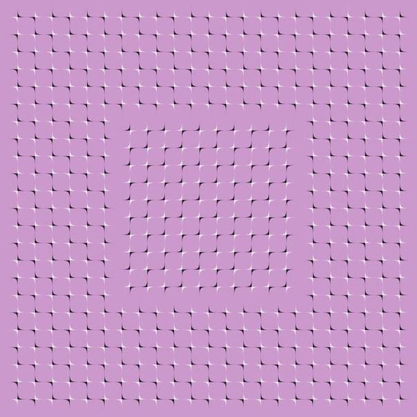7. Движущийся квадрат гифки, прикол