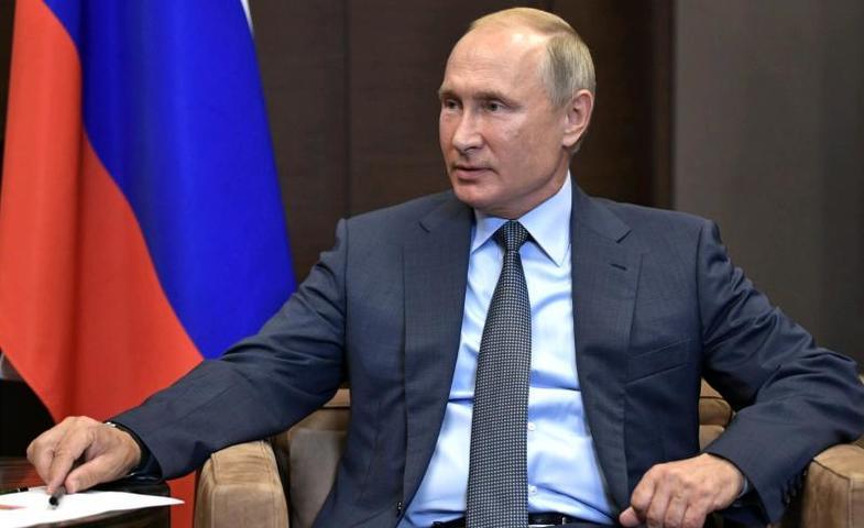 Подведены итоги встречи президента  РФ Владимира Путина и президента Турции Тайипом Эрдоганом