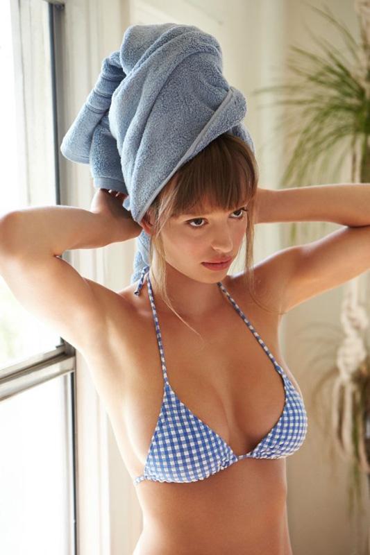 Тереза Качерова: одна из лучших бикини-моделей нашего времени