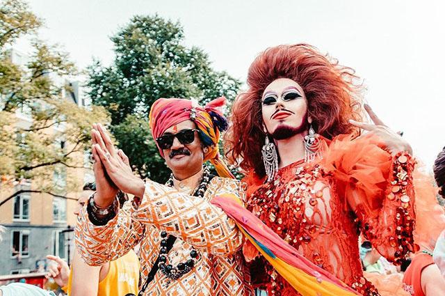 Индийский принц-гей Манвендра Сингх Гохил рассказал, что подвергался пыткам во время конверсионной терапии Новости